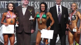 Bodyfitness juniorky do 163 cm - M-SR - Hnúšťa 2014