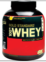 optimal nutrition whey gold standard protein